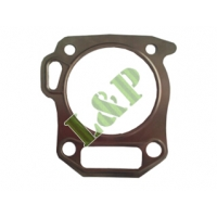 Honda GX160 GX200 Cylinder Head Gasket Steel For Karting 12251-ZL0-003
