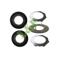 Honda GX160 GX200 GX240 GX270 Clutch Kit(1pc Pressure,2pcs Clutch Plate,2pcs Cluthch Friction)