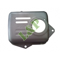 Honda GX100 GCV160 GCV135 Muffler Protector 18321-Z0D-V00