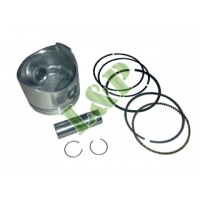 Honda GX390 Piston Kit With Ring Sets +0.5 13101-ZF6-W00