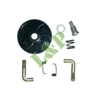 Honda GX240 GX270 Recoil Starter Repair Kit(With Steel Rod Ratchet)