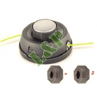 Universal Trimmer Head Easy Load TAP-N-GO