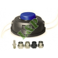 Universal Trimmer Head Easy Load TAP-N-GO Mini,For Most of Brush Cutter