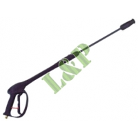 Universal High Pressure Water Cleaner Gun And Lance, Pressure 10-15Mpa,Lengh 780MM