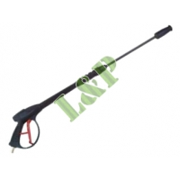 Universal High Pressure Water Cleaner Gun And Lance, Pressure 10-15Mpa,Lengh 820MM