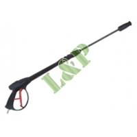Universal High Pressure Water Cleaner Gun And Lance, Pressure 12-15Mpa,Lengh 800MM