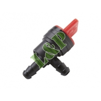 Fuel Shut-off Valve For 3.5 & 5 HP Engines 90-Degree Valve Can Be Used On Lawn Mowers,Tractors, Boats, Motorcycles, Go Karts,Etc
