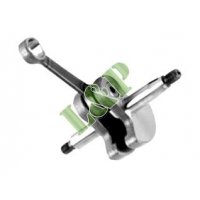 Zenoah Komatsu G45L Crankshaft Assy L&P Parts